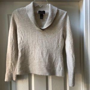 Fenn Wright Manson Angora/Lambswool sweater.  M